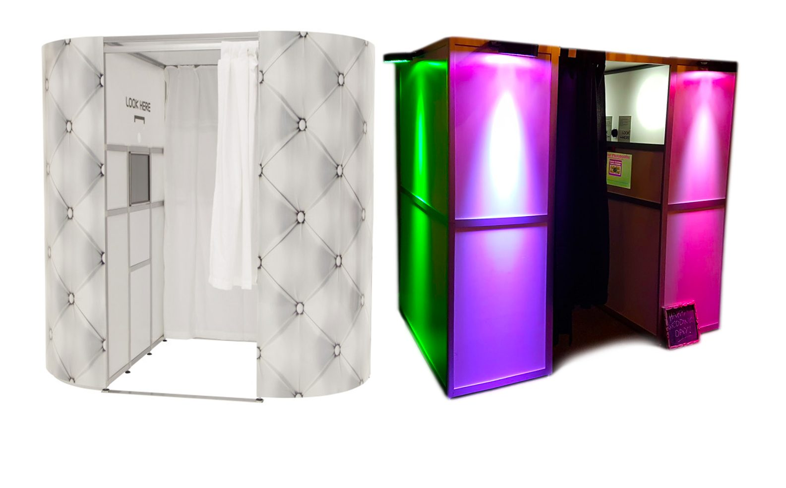 Proper Photo Booth Hire West Midlands