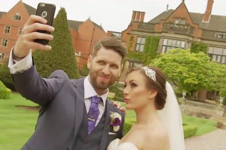 Becky & Nathan – Hoar Cross Hall – 2nd June 2016 – Wedding Videography Teaser