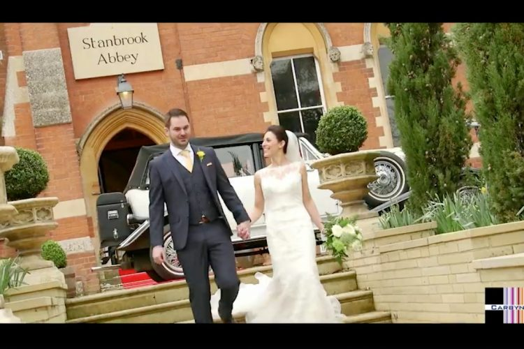 Carly & Alex Wedding Video – Stanbrook Abbey – 11th March 2017