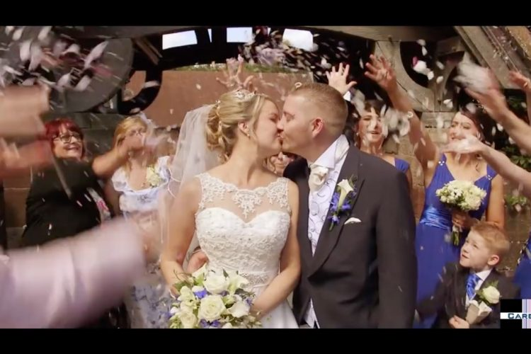 "Lindsey & Shaun Wedding Video ""Tiny Teaser"" Hogarths Stone Manor Kidderminster 6th August 2016"