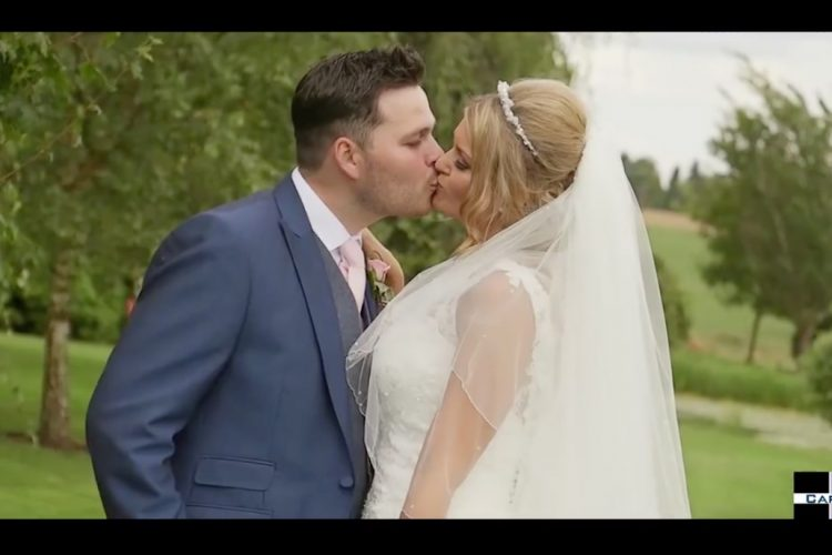 "Rachel & Jamie ""Wedding Video Tiny Teaser"" Nailcote Hall, Warwickshire 5th August 2016"